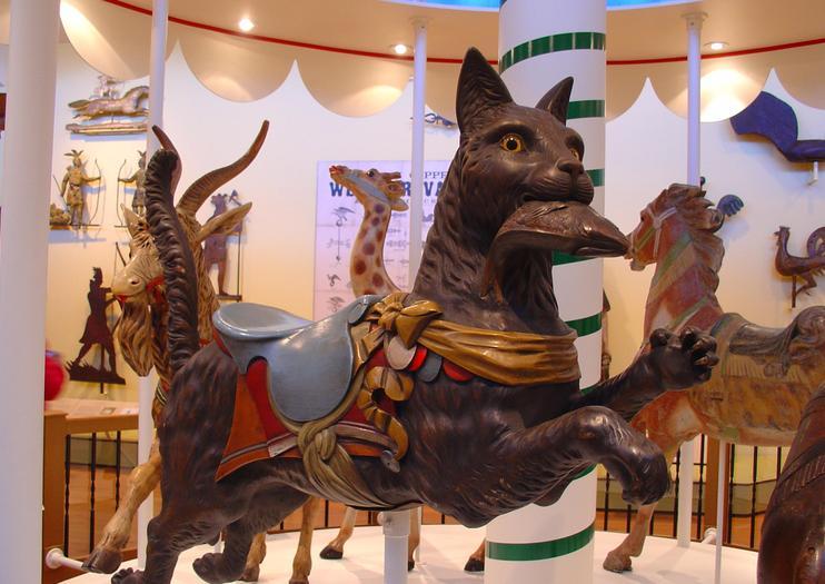 Museo de Arte Folk Abby Aldrich Rockefeller