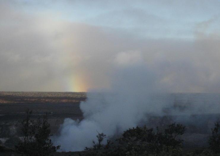 Hualalai Vulkan