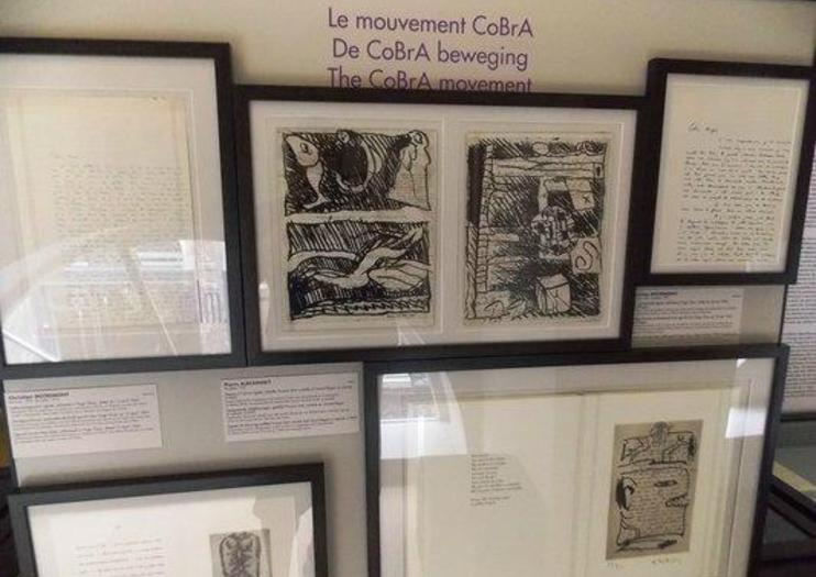 Museum voor brieven en manuscripten van Brussel