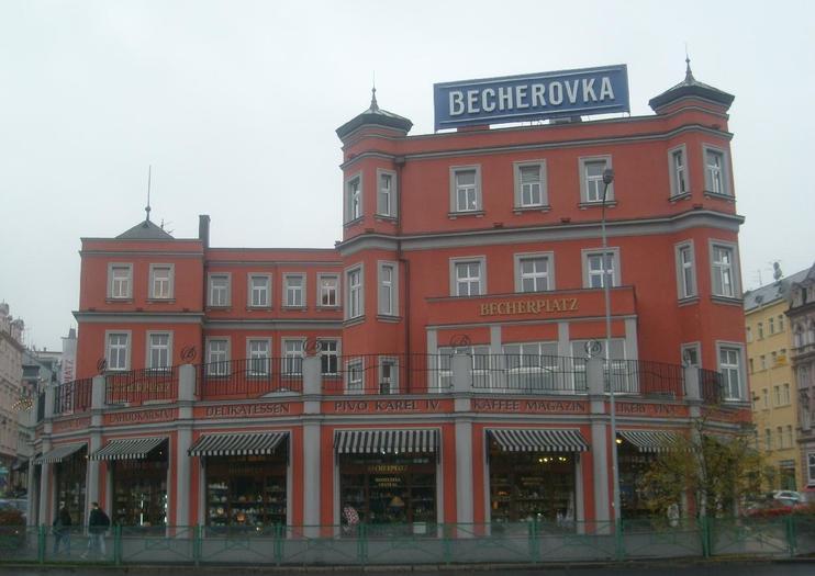 Museo Becherovka