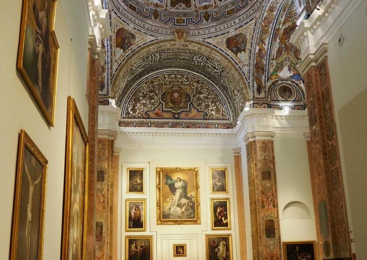 Sevilla Museum der Schönen Künste