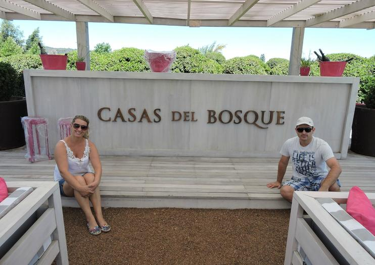 Casas del Bosque Vineyard (Vina Casas del Bosque)