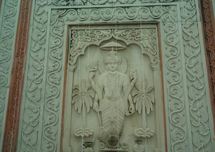 Yogmaya Temple