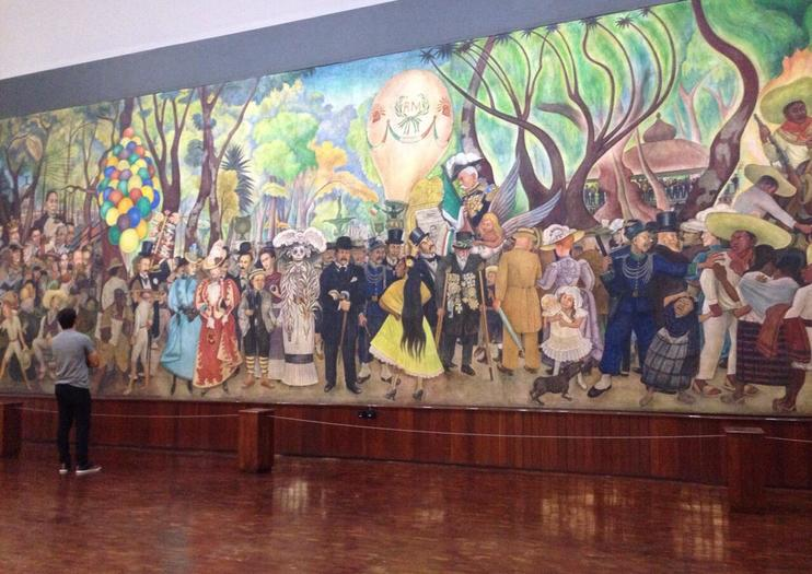 The Best Diego Rivera Mural Museum Museo Mural Diego Rivera Tours