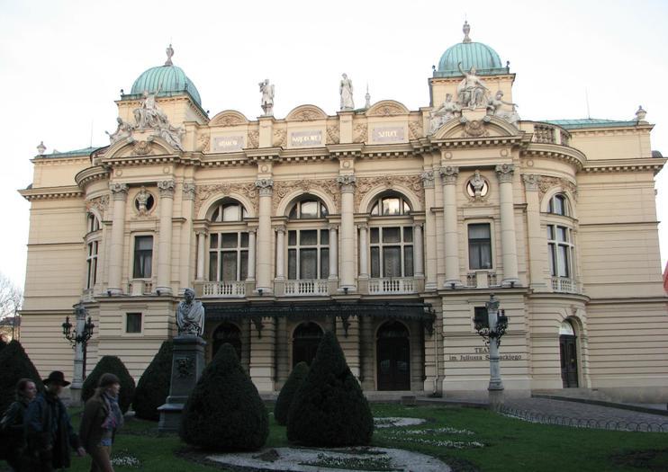 Juliusz Slowacki Theatre