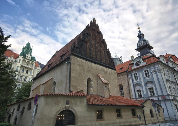 Αποτέλεσμα εικόνας για the old new synagogue prague
