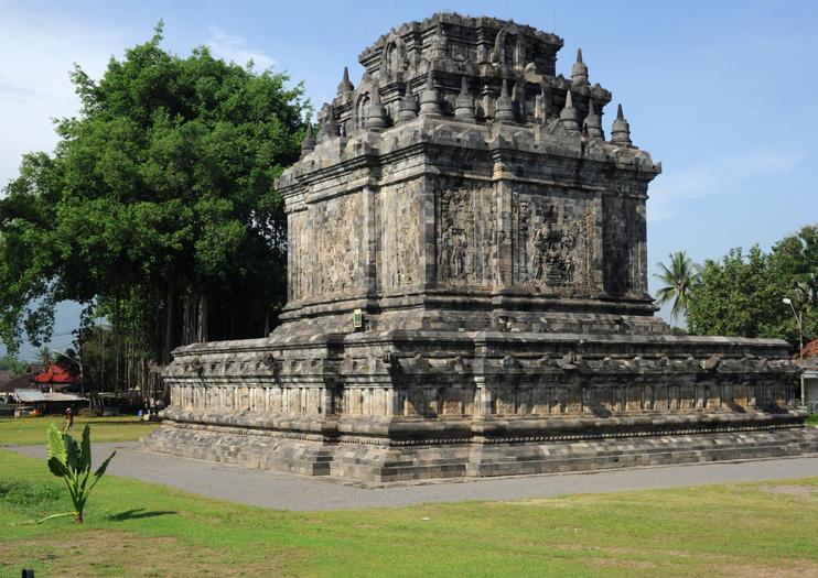 Mendut-Tempel