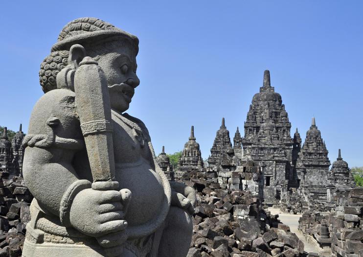 Sewu Temple (Candi Sewu)