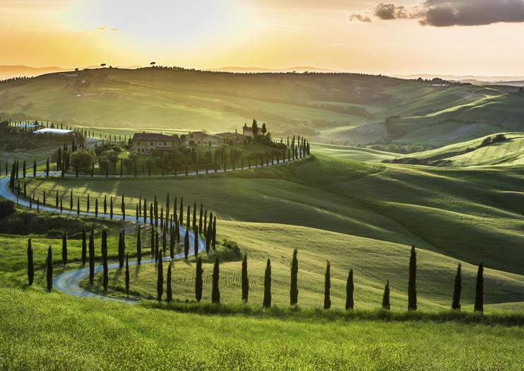 Toscana a partir de Florença