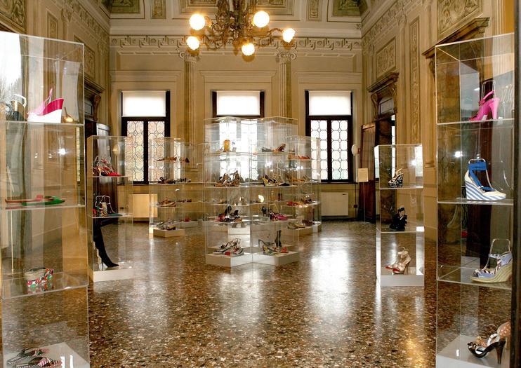 Rossimoda Shoe Museum (Museo della Calzatura)