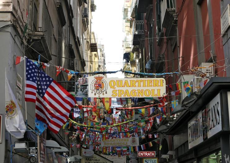 Quartier Spagnoli