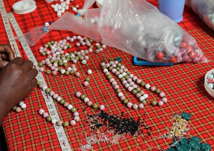 Kazuri Beads Factory