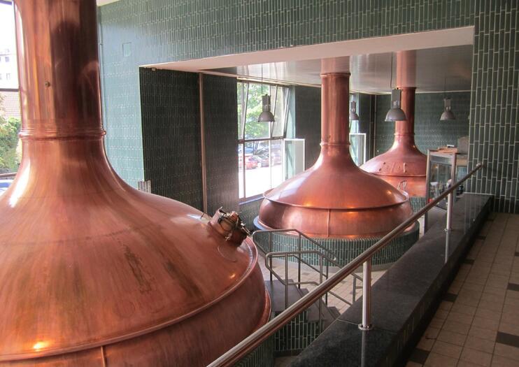Paulaner Brewery (Paulaner Brauerei München)