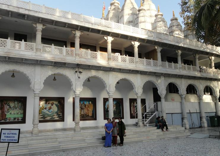 ISKCON Temple of Mumbai