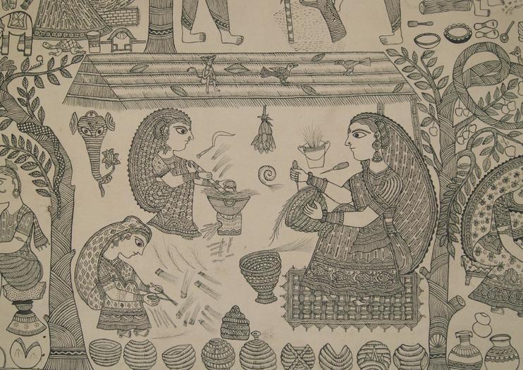 National Handicrafts and Handlooms Museum (Crafts Museum)