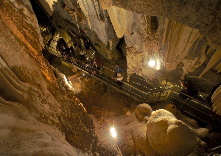 Chillagoe-Mungana Caves National Park