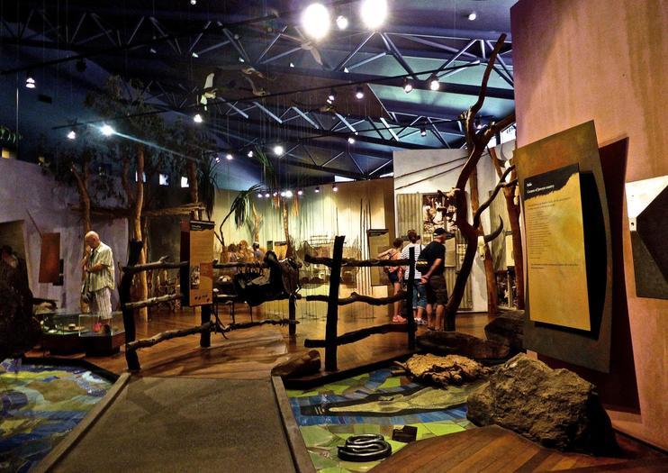 Warradjan Cultural Centre