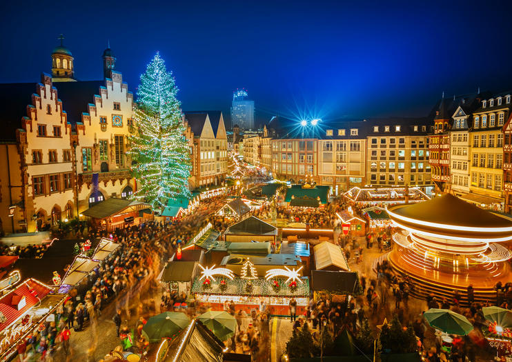 Ways to Celebrate Christmas and New Year's Eve in Europe