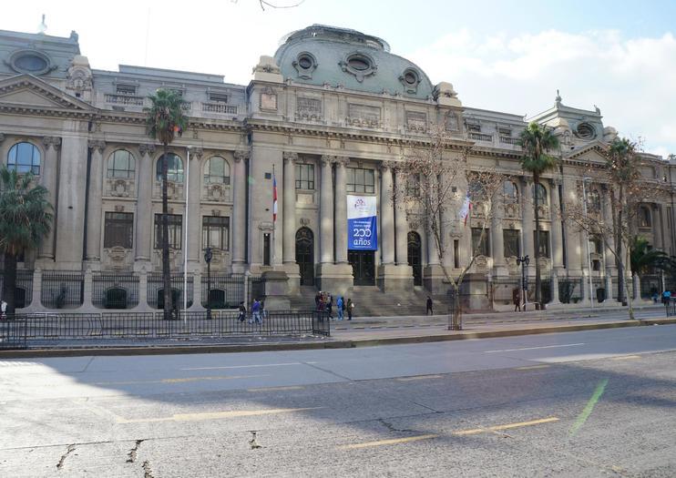 National Library (Biblioteca Nacional)