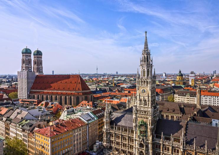 München auf Deutsch