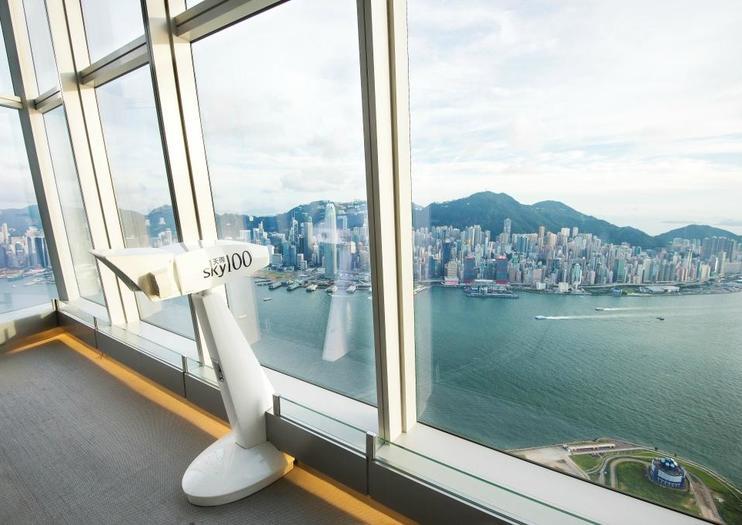 Sky100 Hong Kong Observation Deck