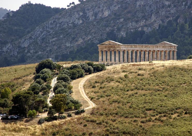 Segesta Archaeological Park (Parco Archeologico di Segesta)