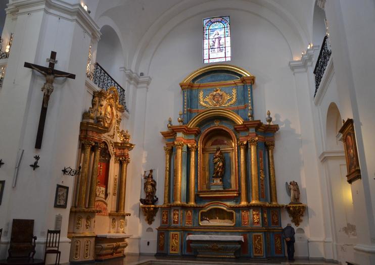 Eglise San Ignacio de Loyola