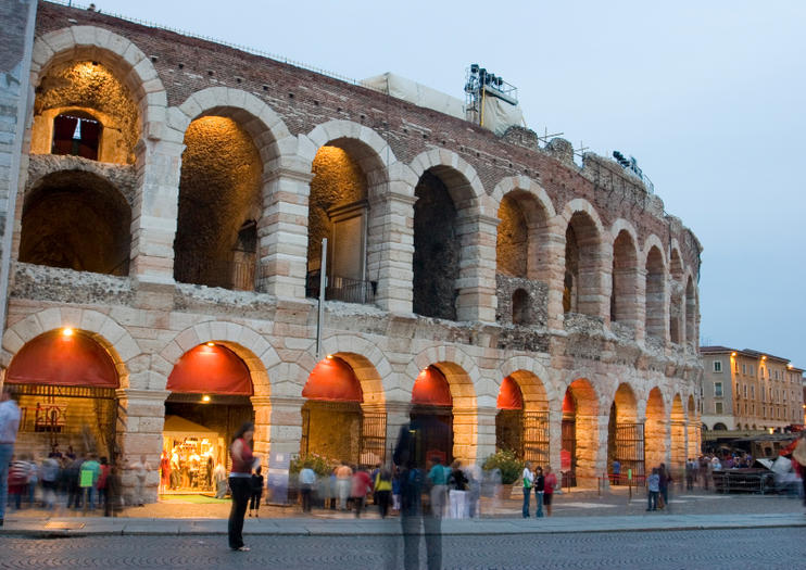 Excursões a Verona a partir de Milão