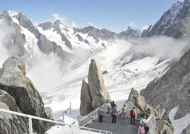 Grands Montets Ski Area (Les Grands Montets)