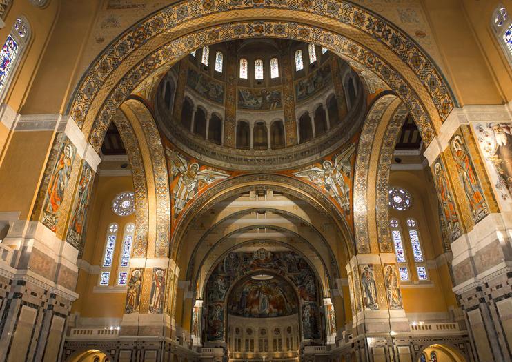 Lisieux Cathedral (Cathédrale Saint-Pierre)