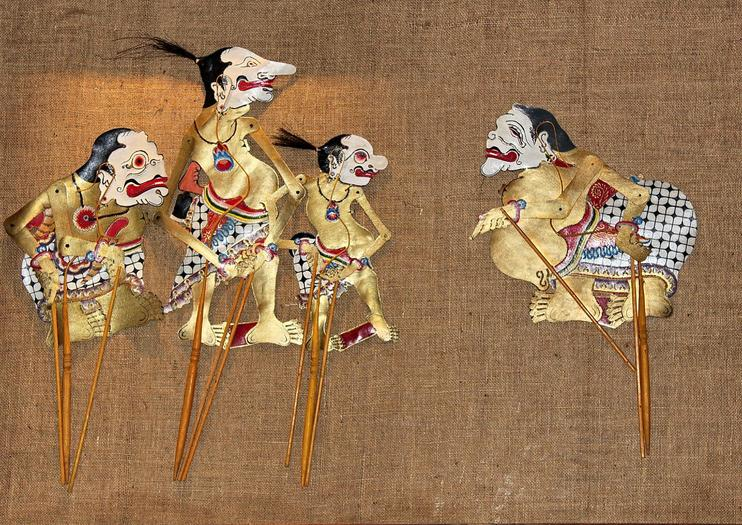 Museum Wayang (Puppet Museum)