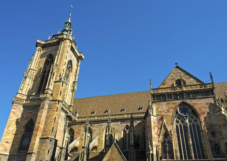 St Martin's Church (Eglise St-Martin)