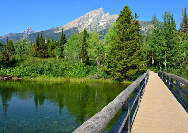 Jenny Lake Trail Grand Teton National Park Book Tickets Tours Today