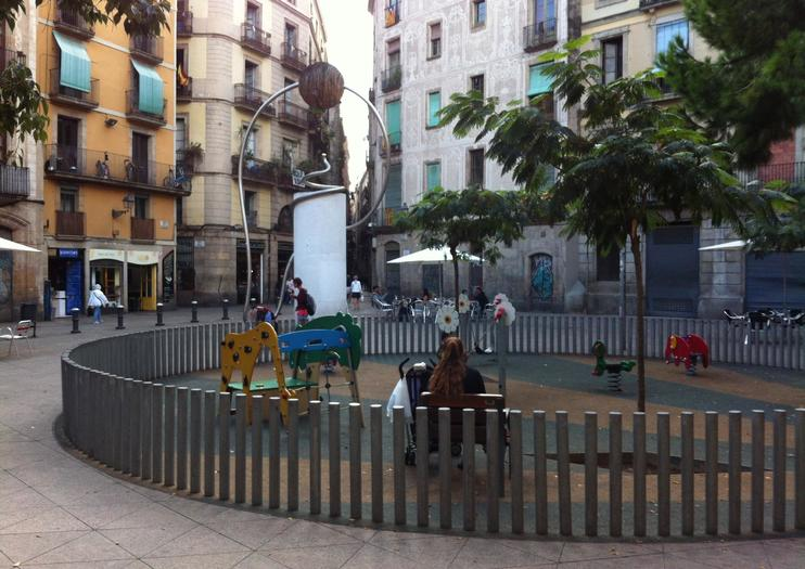 George Orwell Square (Plaça de George Orwell)
