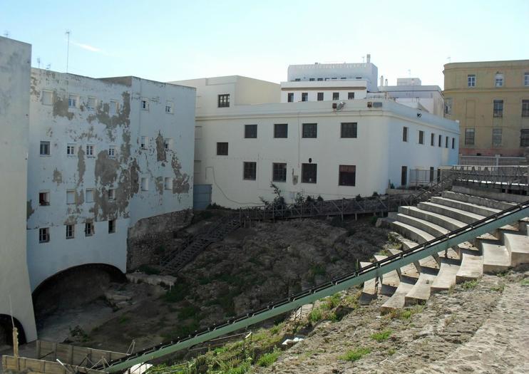 Roman Theatre of Cádiz (Teatro Romano de Cádiz)
