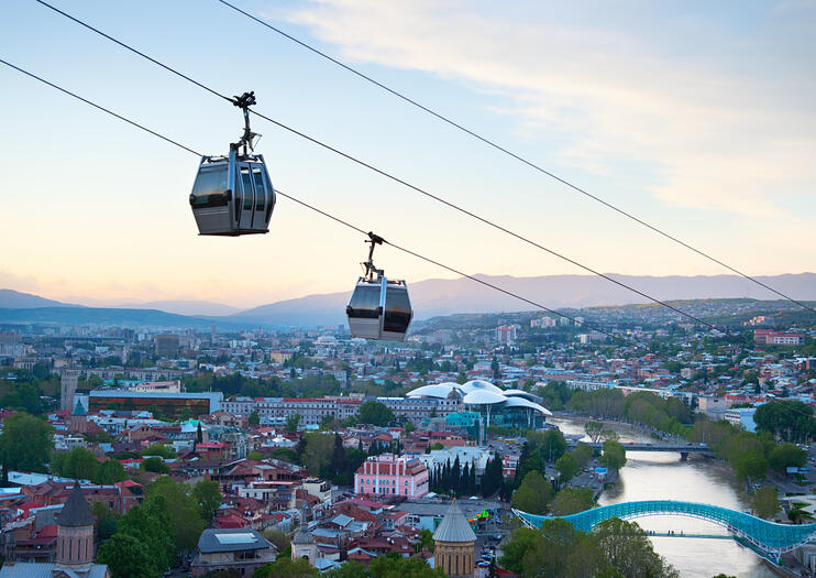 Tbilisi Aerial Tramway