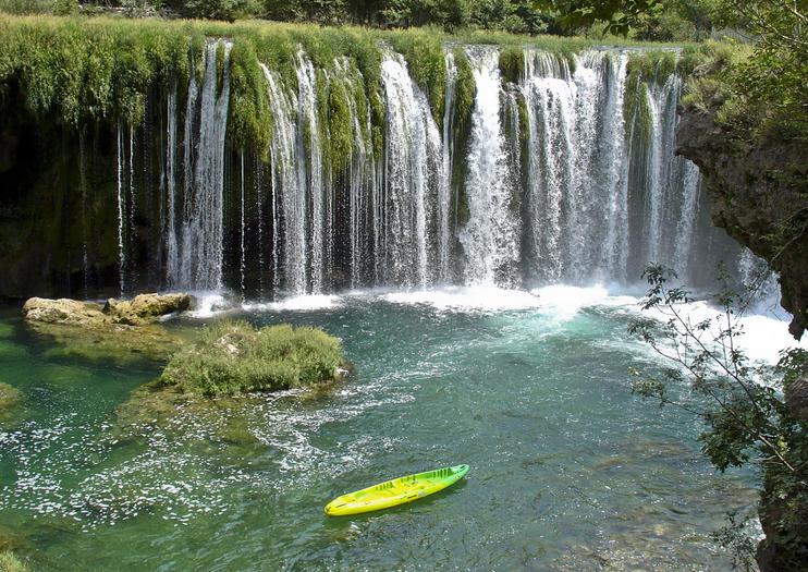 Zrmanja River