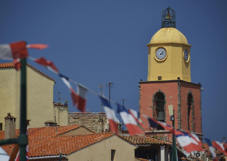 St. Tropez Our Lady of the Assumption Church (Eglise Notre-Dame-de-l'Assomption)
