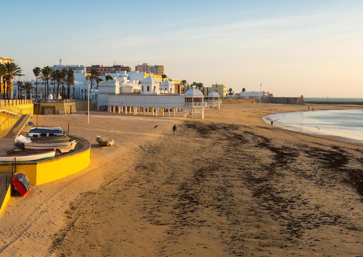 Praia de La Caleta