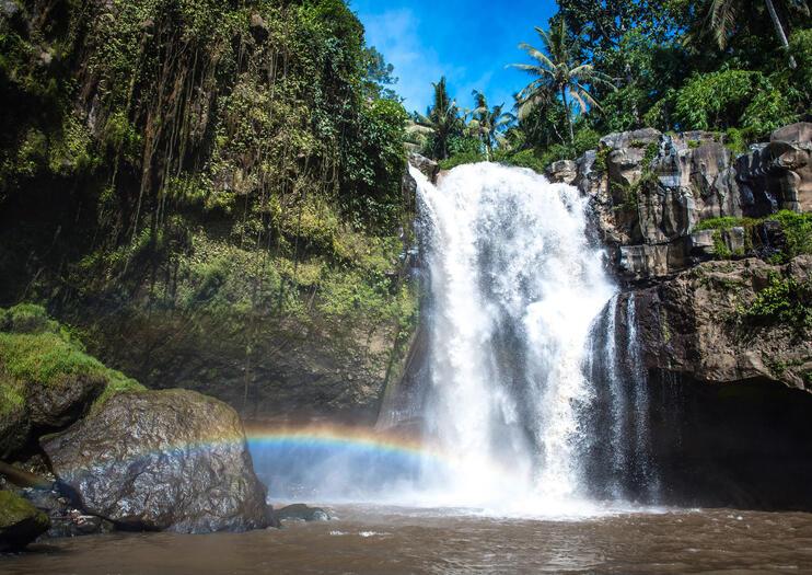 Tegenungan Waterfall (Air Terjun Tegenungan)