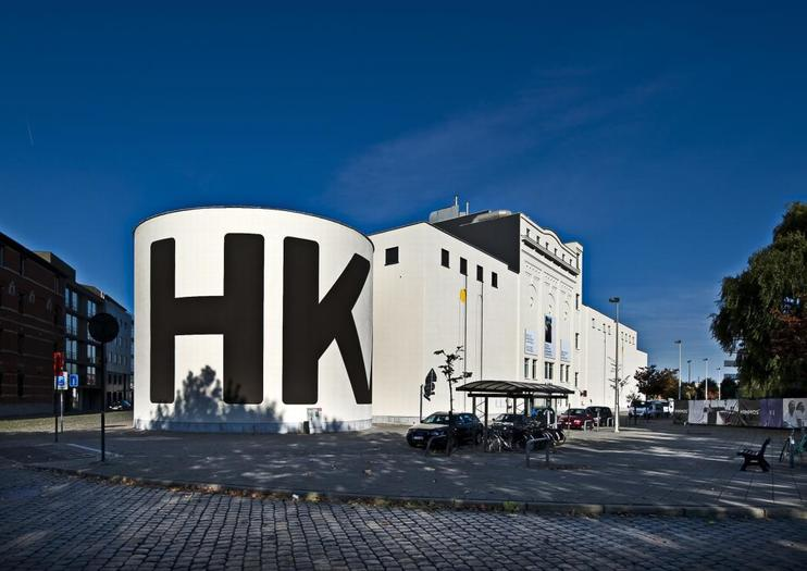 Museum of Contemporary Art Antwerp (M HKA)
