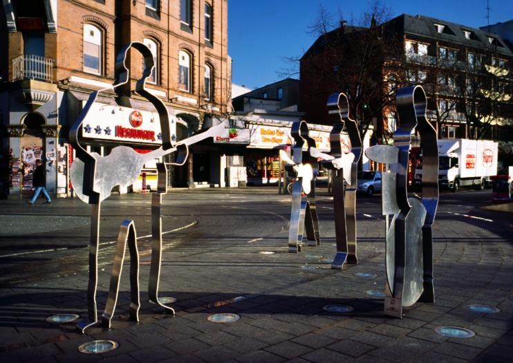 Place des Beatles