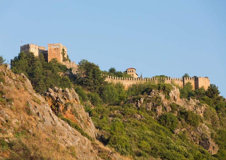 Castillo de Alanya