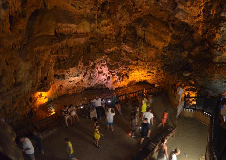 Damlatas Caves