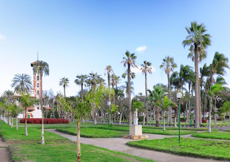 Palais et jardins Montaza