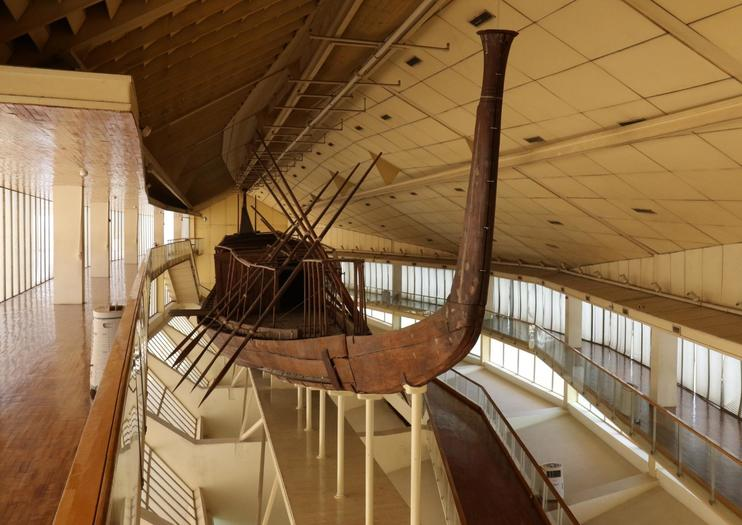 Solar Boat Museum (Khufu Ship)