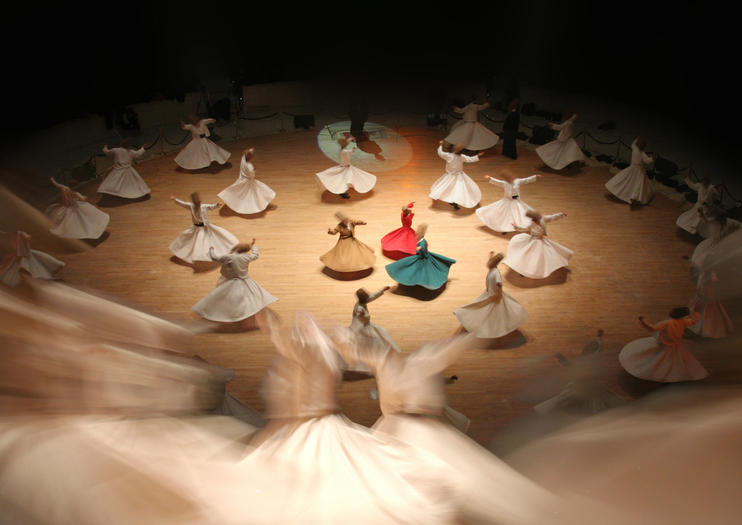 Whirling Dervishes Shows in Istanbul