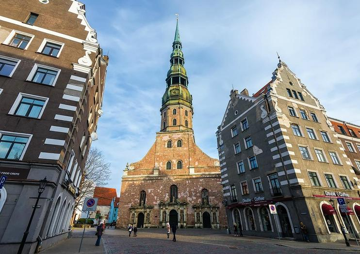St Peter's Church Riga Tickets & Tours - Book Now