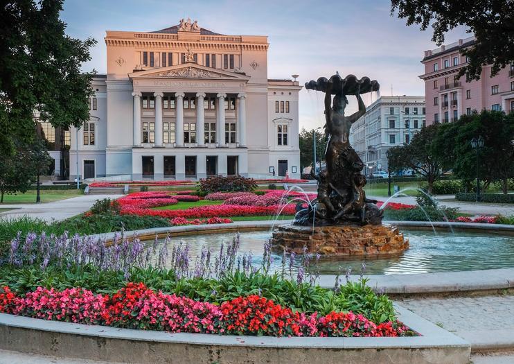 Latvian National Opera (Latvijas Nacionala Opera un Balets)