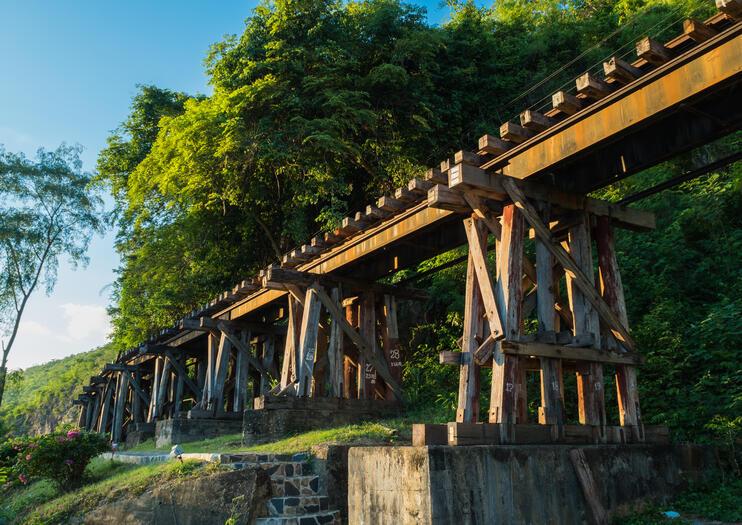 Ferrovia da Birmânia (Death Railway)